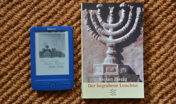 eBook vs. Buch