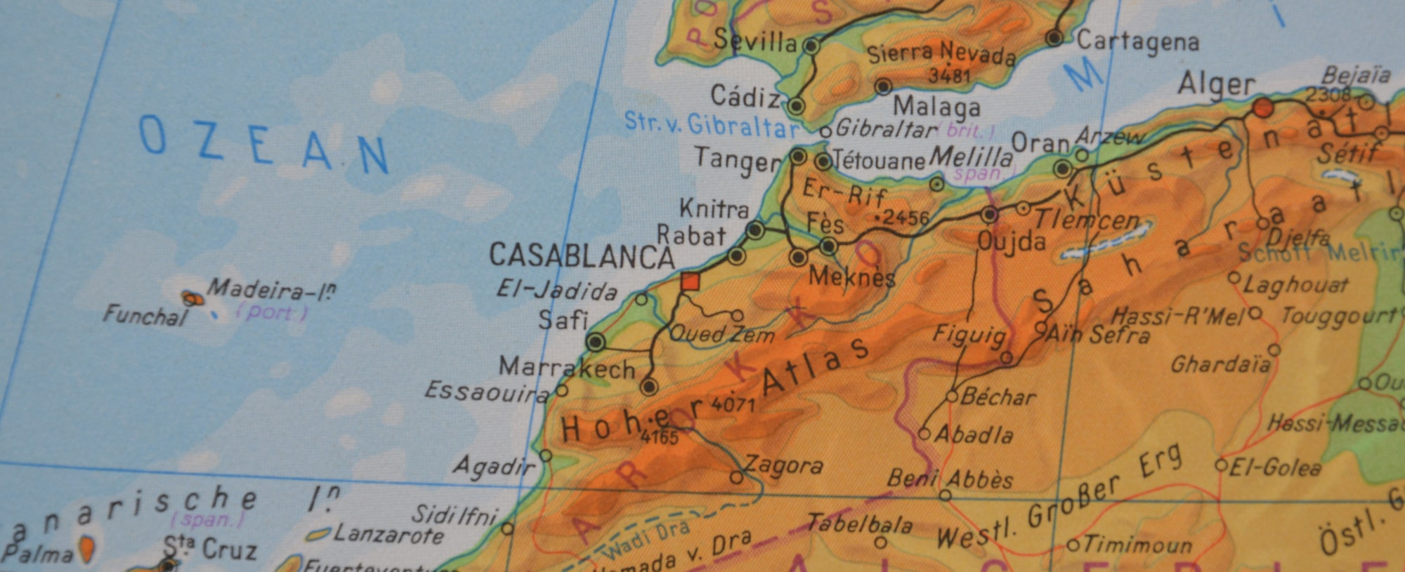 Marrakesch – Reisetips