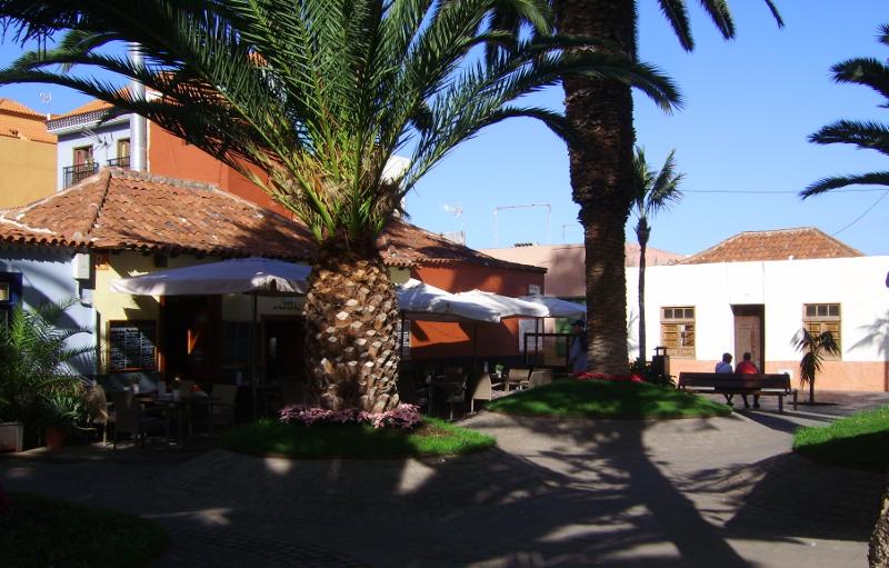 Puerto Cruz - Palmenhof