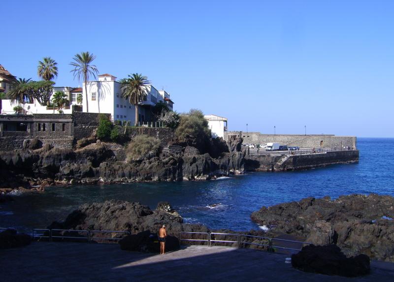 Felsenbad Puerto Cruz