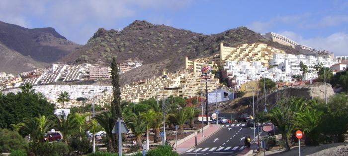 Hotelanlagen Costa Adeje
