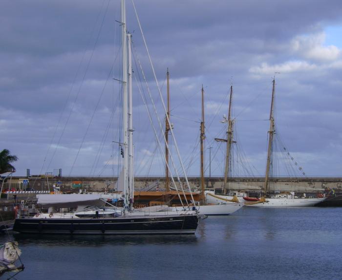 Seglerhafen Santa Cruz