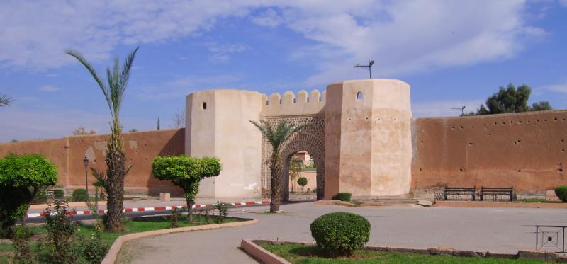 Marakesch Stadtmauer