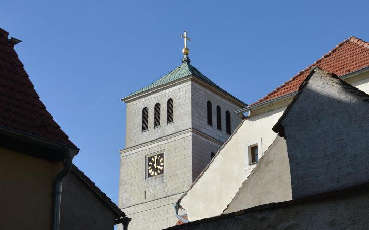 Schildau Kirchturm
