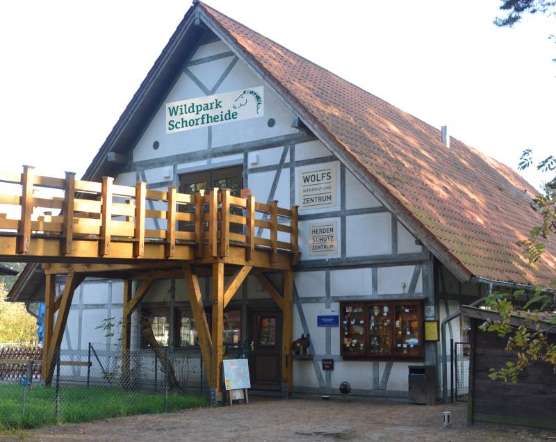 Radtour: Wildpark Schorfheide