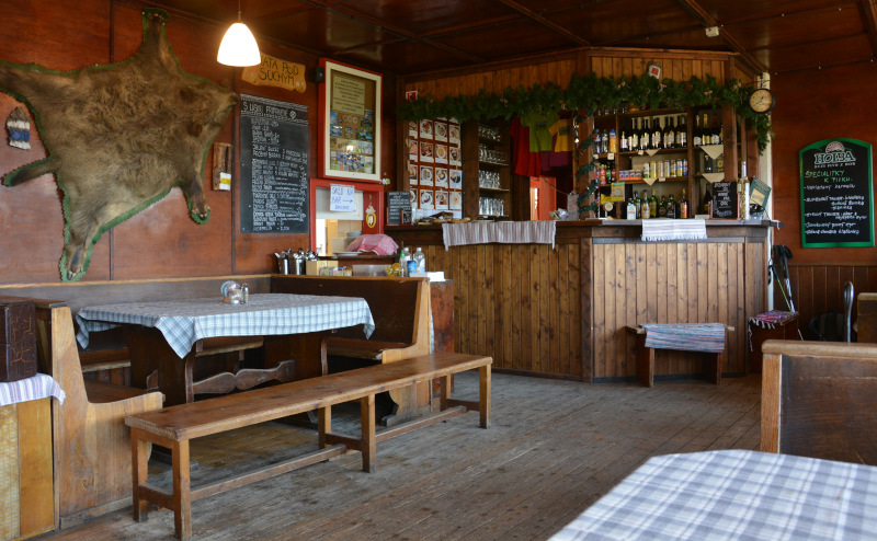 Mala Fatra Mountains  - Chata - Guest room in the Mountain Hut