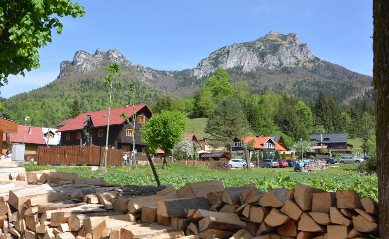 A mountain ridge with charm – Mala Fatra