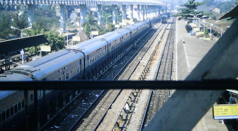 Bahnhof Margao