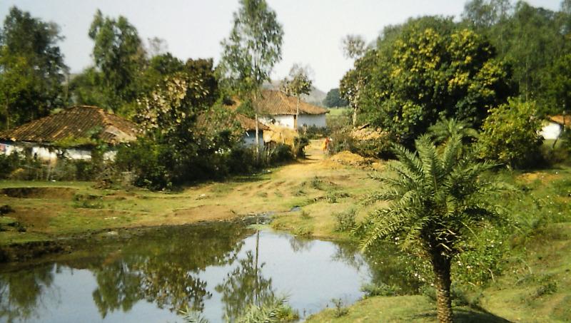 Indien - Dorf