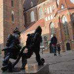 Breslauer Zwerge: Feuerwehrzwerge in Wroclaw