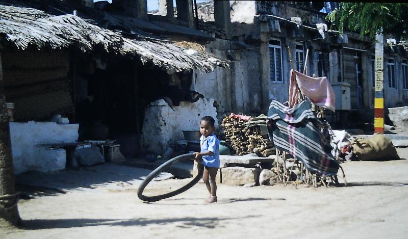 Hampi Bazar