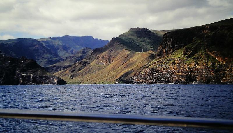 Atlantik-Segeln La Gomera