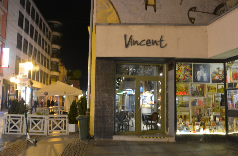 Wroclaw - Breslau - Café Vincent - good for breakfast, coffee  and more