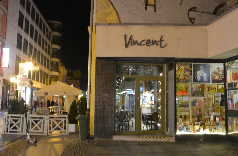 Wroclaw - Breslau: Frühstück im Café Vincent
