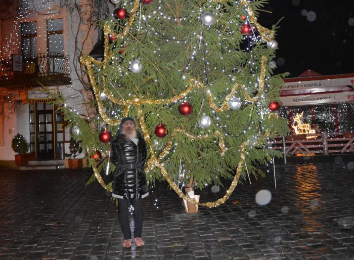 Daunenjacken für Winter – Gala und Weihnachtsmarkt