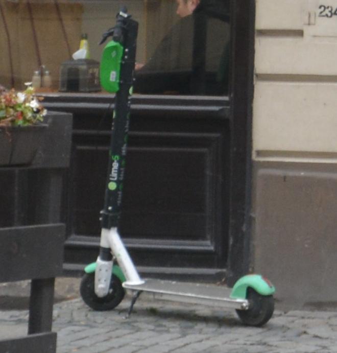 Wroclaw - eTretroller nicht nur für Breslauer Zwerge