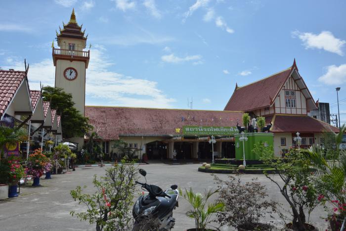Bahnhof Chiang Mai (Thailand)