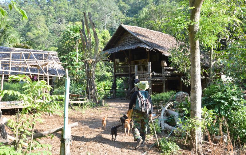 Thailands Landbevölkerung