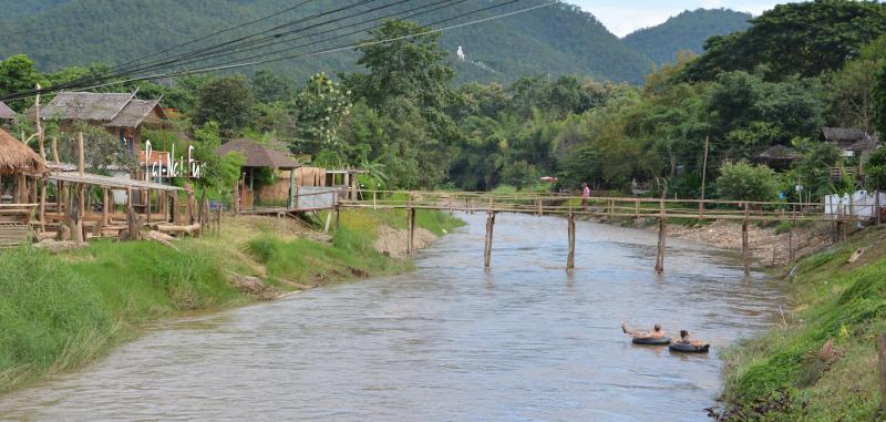 Thailands Pai River