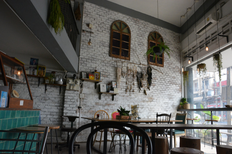 Restaurant Rustic Boho in Phitsanulok (Thailand)