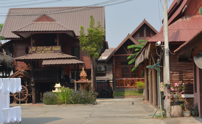 Sukothai Old City Guesthouse