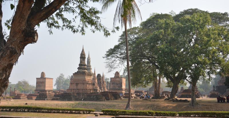 Old Sukothai - erstes Königreich Thailands
