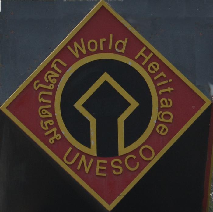Sukothai Historischer Park ist UNESCO Welt-Kulturerbe