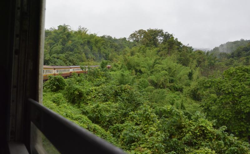 Thailands Bahn