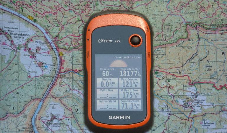 GPS und openstreetmap