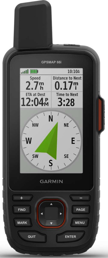 GPS Garmin MAP661