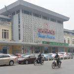 Vietnam Hanoi mainstation