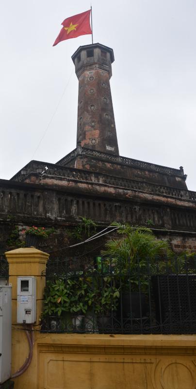 Hanoi Flaggenturm