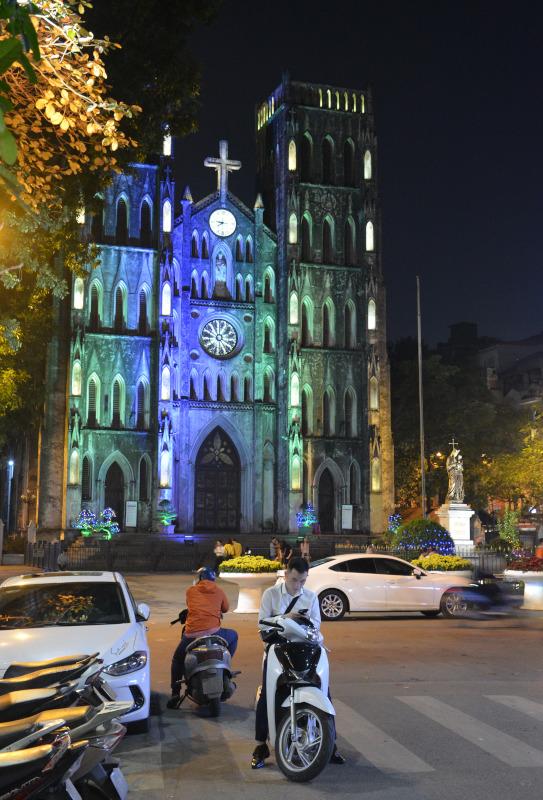 Kathedrale Hanoi