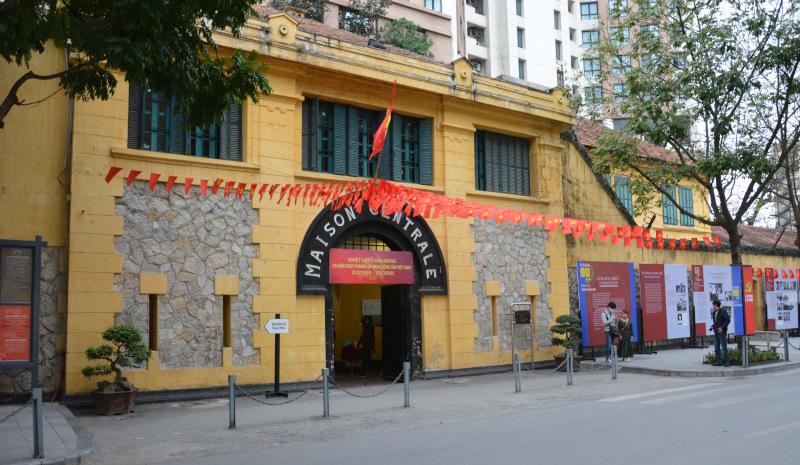 Hoa Lo - Gefängnis in Hanoi