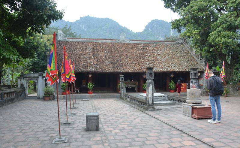 Vietnam Tempel Hoa Lu