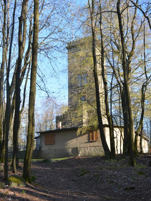 Turm Valtenberg Oberlausitzer Bergland