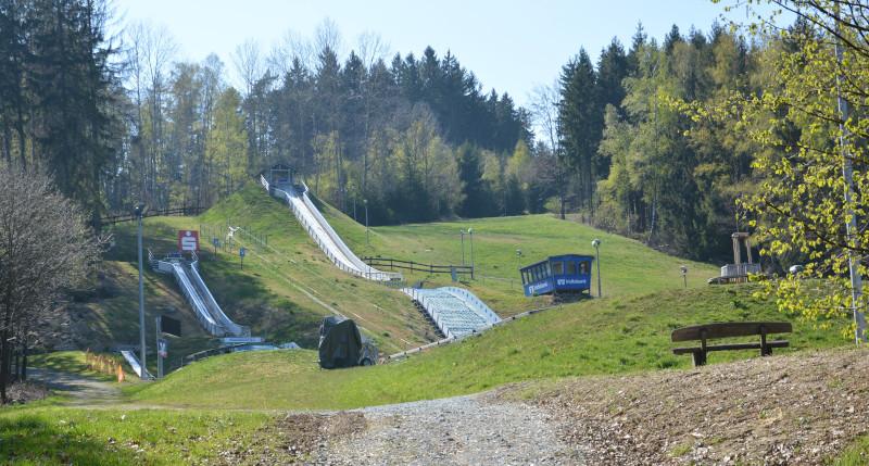 Skisprunganlage Oberlausitz