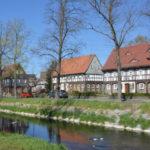 Dorfidylle in Großschönau