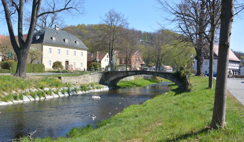 Oberlausitzer Bergweg - Großschönau - Frottier- und Damastmuseum