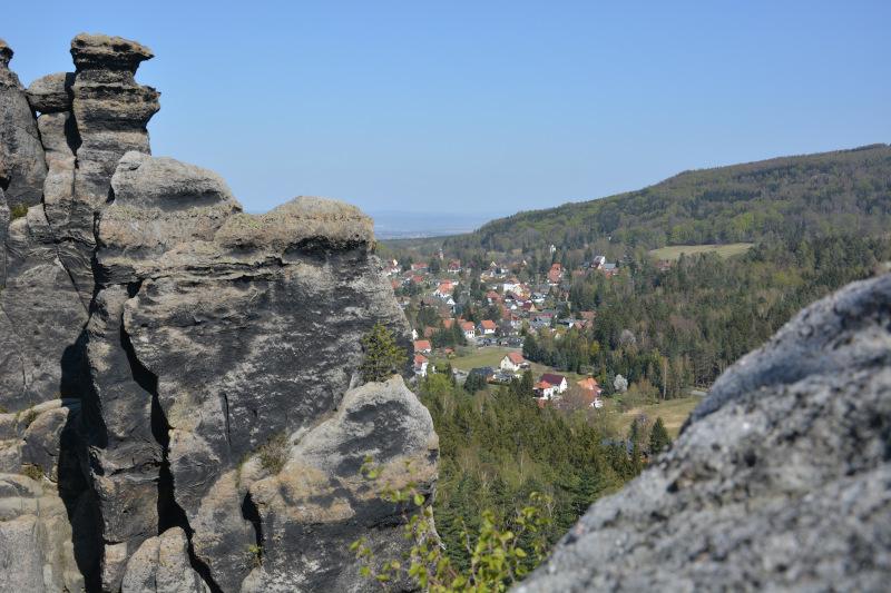 Kurort Jonsdorf - Nonnenstein