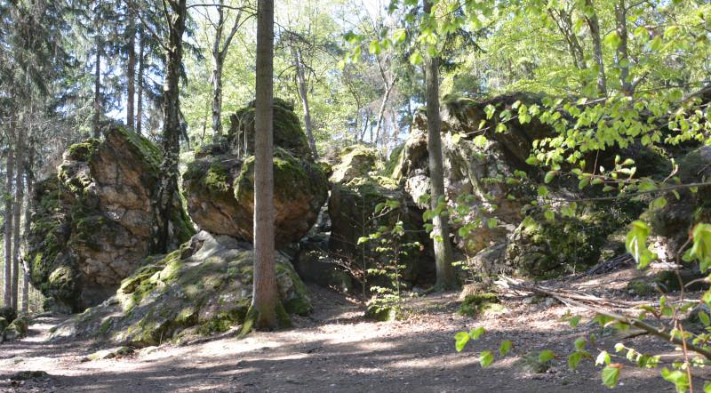 Weißer Berg - Karasekhöhle
