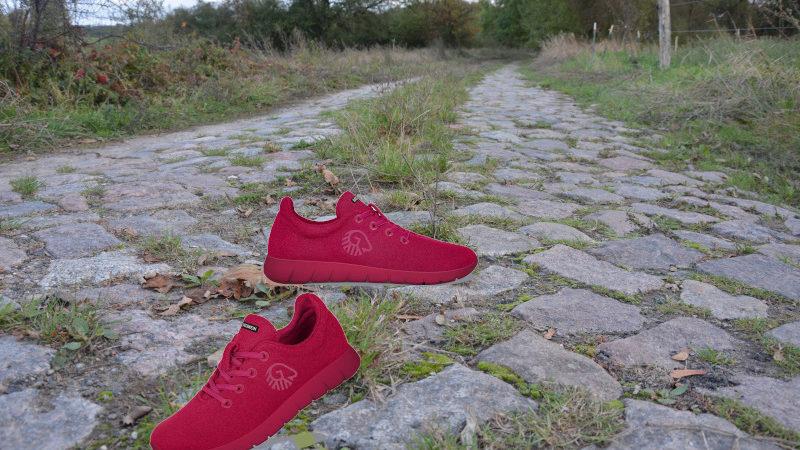 Merino Runner Woll-Schuh