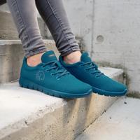 Für Frühling, Sommer und Herbst: Merino Woll Schuh gegen Fußschweiß / Schweißfuß