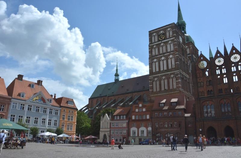 Ostseeradweg Stralsund : Rad-Urlaub Rügen