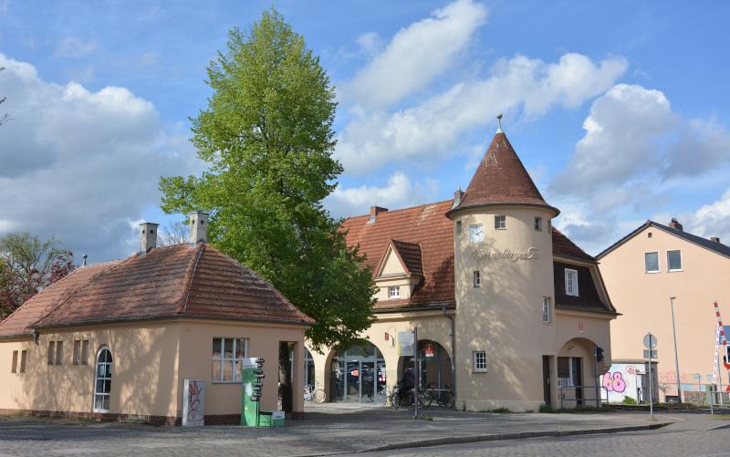 Neuruppin Bahnhof