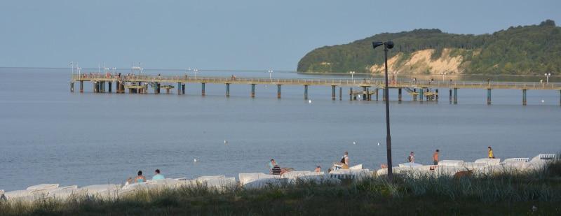 Urlaub Rügen - Binz Seebrücke