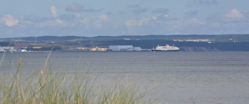 Rügen Fährhafen Mukran
