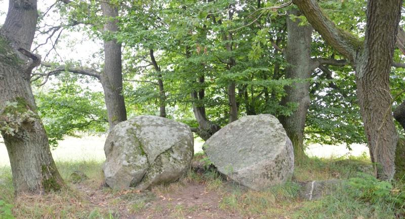 Urlaub Rügen - Radweg Steinerne Kult - Stätten aus heidnischen Zeiten