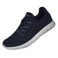 Merino-Schuh dunkelblau