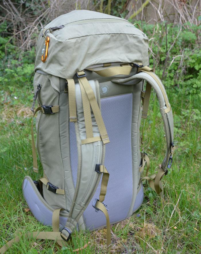 Abisko Hiking Backpack 35